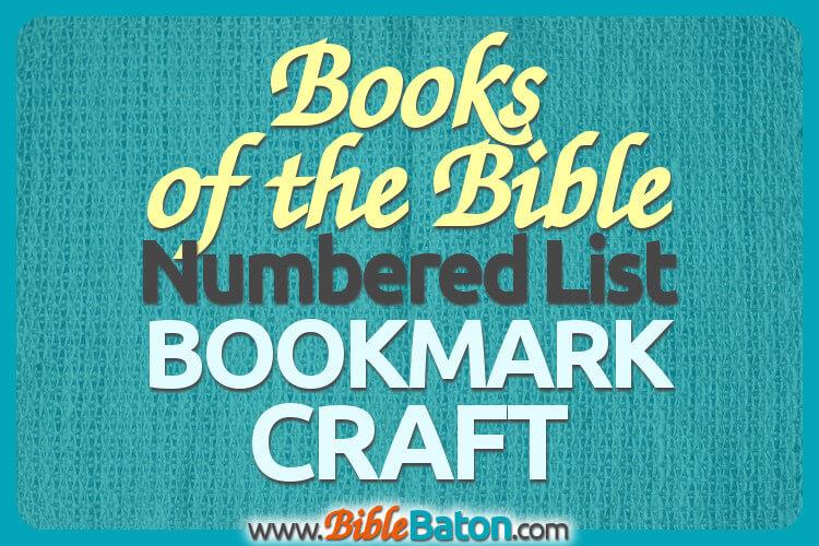 New Testament Crafts Activities