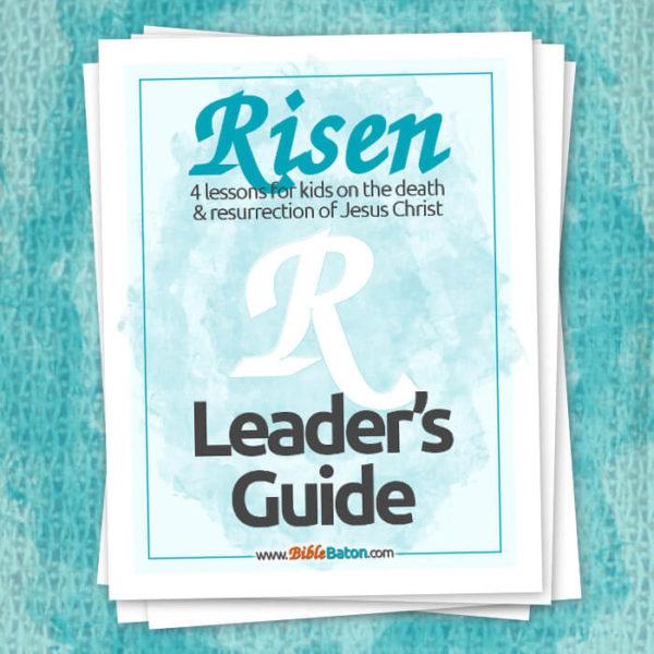 Risen: Leader's Guide
