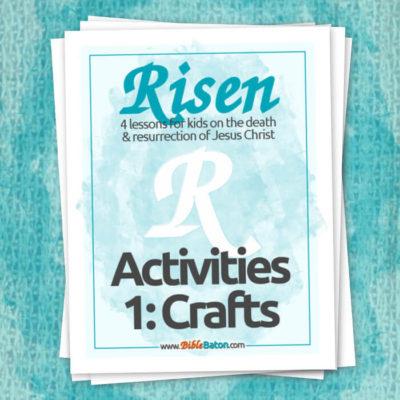 Risen: Activities Manual 1 (Crafts)