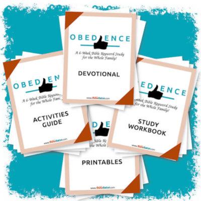 Obedience: Full Curriculum
